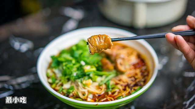 平顶山小路里的美食——烧椒面,一种你从未尝试过的辣插图22
