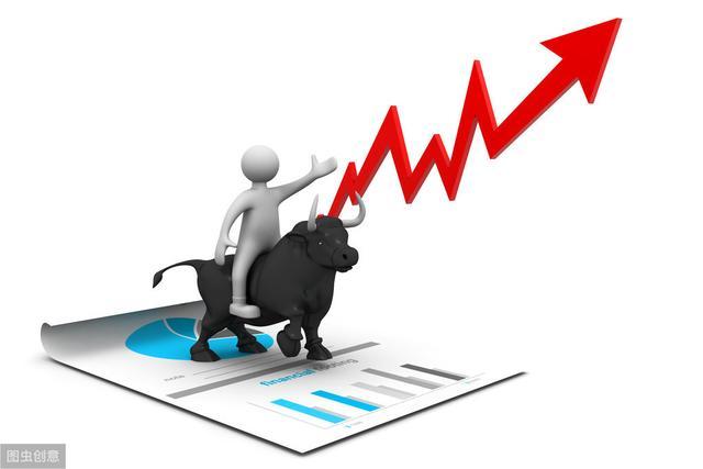 找到形成趋势的股票,在小牛启动出