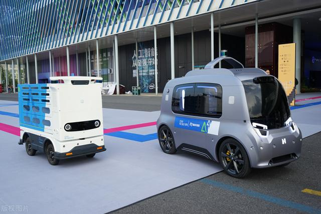 无人仓、无人机竞相登场,5G新基建推动智慧物流新发展