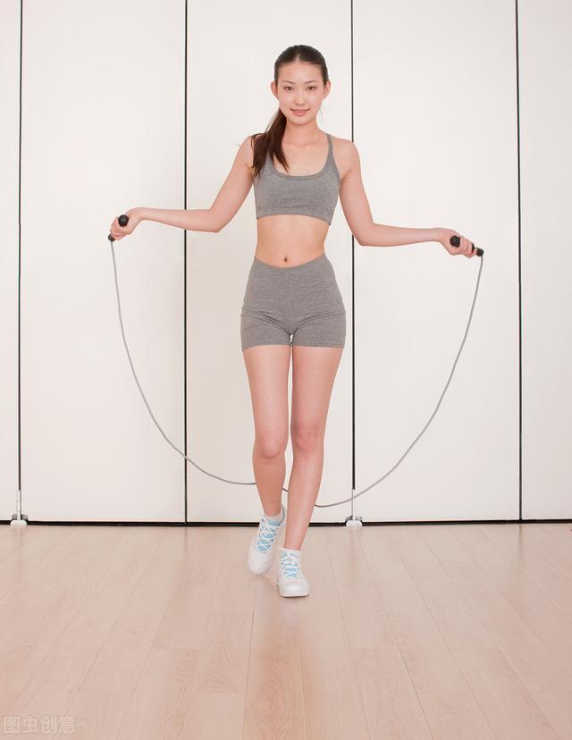 靠跳绳轻松瘦了30斤,高效跳绳攻略