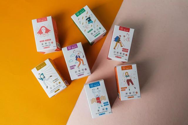 来自台湾的ZTUAN保健品包装设计(图15)