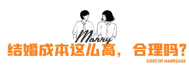 在武汉,结个婚要花多少钱?