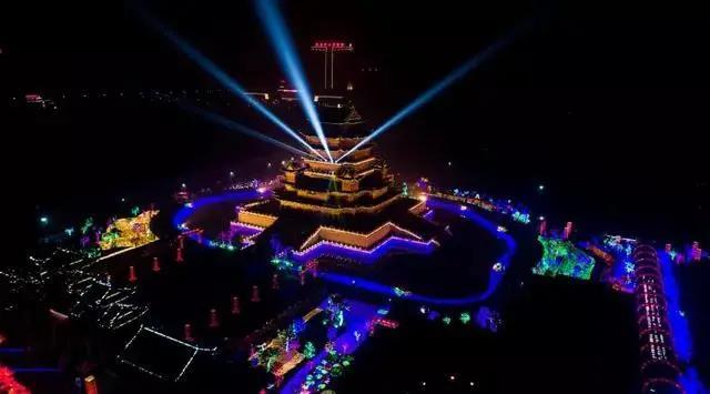 禹州这15座地标建筑霸气!哪个最能代表禹州?