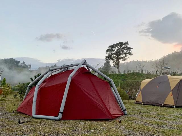 Heimplanet充氣帳篷露營心得分享,讓旅行說走就走