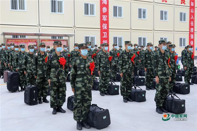 入伍季丨武警北京总队新兵四大队喜迎新兵入营-第4张