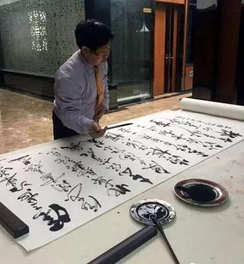 赵小平股票,赵小平先生北京书法展于11月10日在北京举办