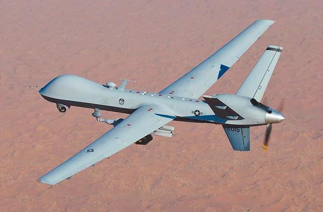 美国大选前夕,传出将售台湾4架MQ-9无人机,装置侦察设备