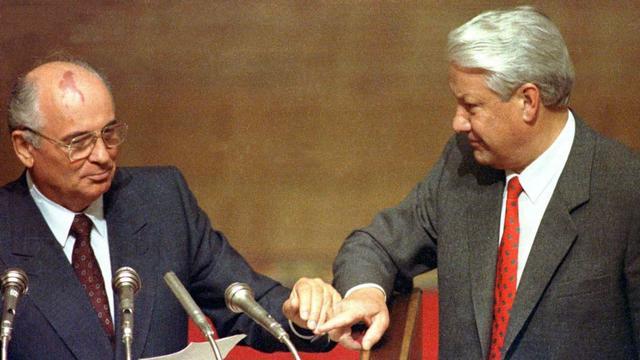 苏联不解体世界会更好?戈尔巴乔夫暗讽普京,快90了还在刷存在感-第2张