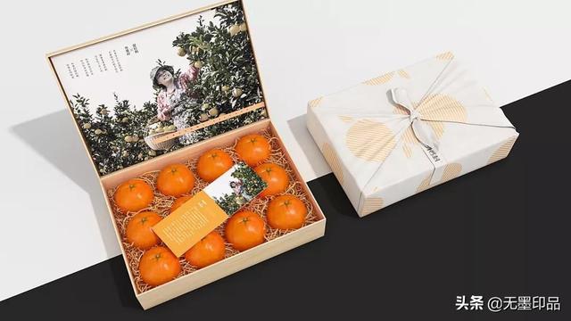 水果包装设计中的轻奢与自然(图4)