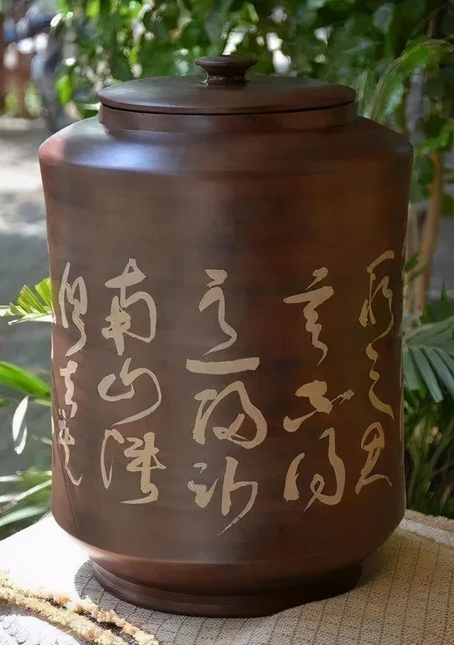 以罐养水,以水润茶,以茶清心——紫陶缸养水到底好在哪里 紫陶特点-第2张