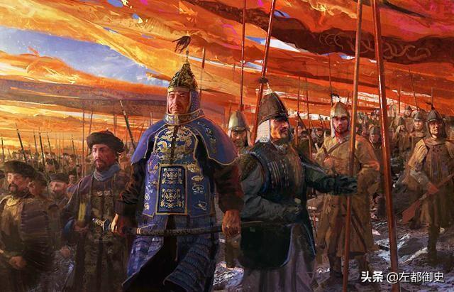 宁远之战,十几万八旗铁骑不敌两万明军,宁远之战努尔哈赤何以落败?
