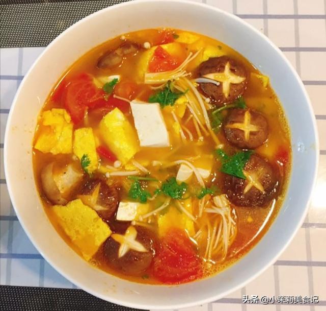 天热这汤要多喝,酸爽开胃有营养,燃脂又饱腹,喝着喝着就瘦了