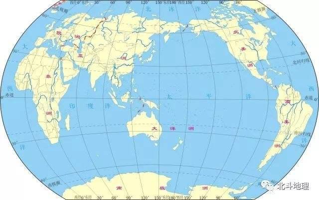 高中地理必考——11条洋流(大西洋)
