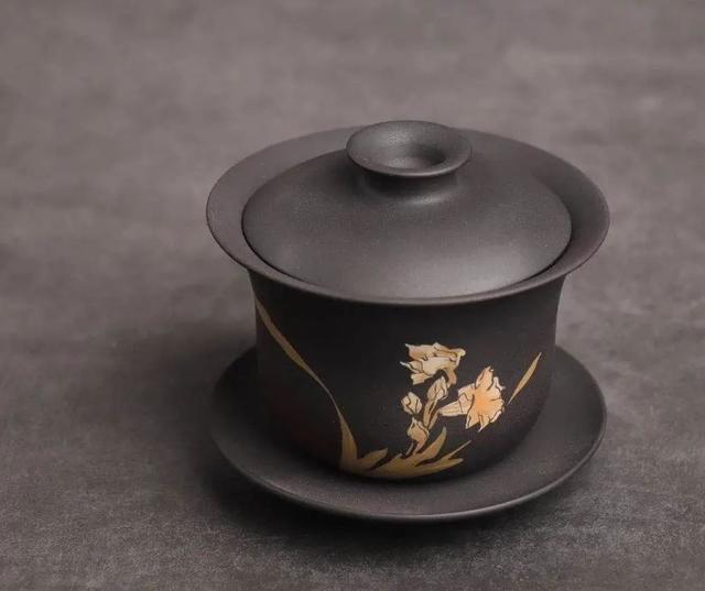 建水紫陶产品之茶具系列 紫陶特点-第5张