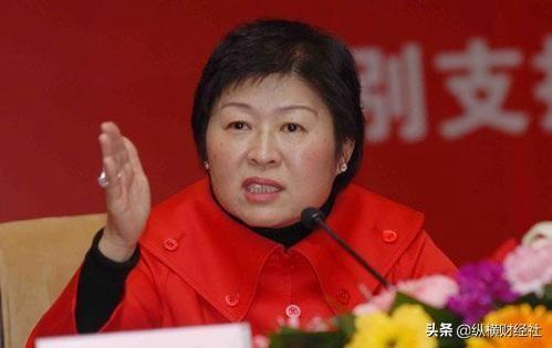 张茵的财富值做到400亿,位居全世界前十