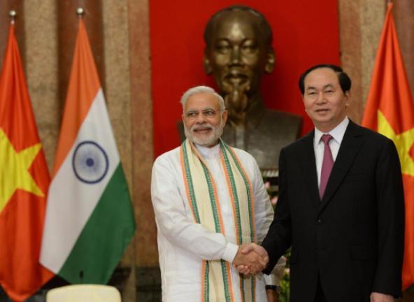 局势紧张之际,越南跟印度签署重要合作协议,还高调支持印度入常插图5