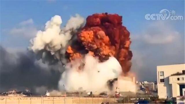 军用导弹?意大利爆破专家:黎巴嫩爆炸起因不是硝酸铵