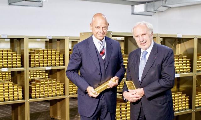 俄黄金产量将超过中国,德国想复查美国黄金被拒,是巧合还是操纵