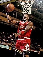 定格籃球百科——邁克爾·喬丹最詳細資料