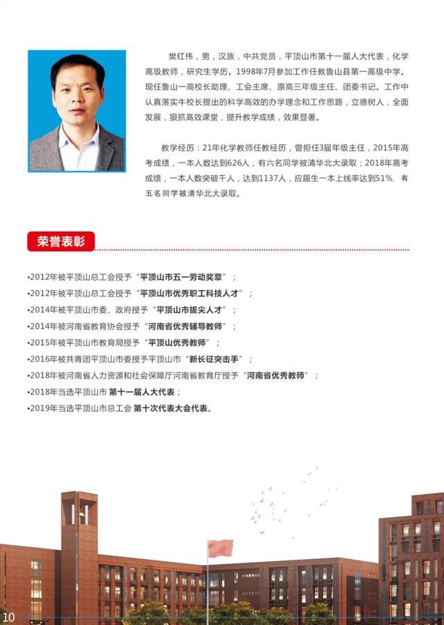 鲁山县兴源高级中学2020年招生简章插图5