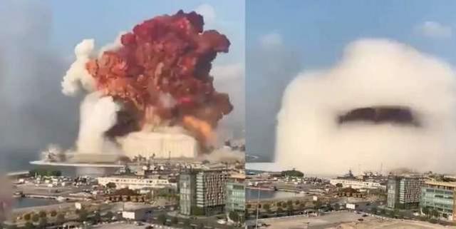 美媒:以色列需要贝鲁特爆炸负责?虽然它有能力,但不会这么蠢