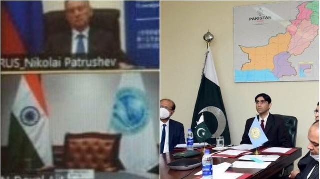 上合视频会议上,印度代表中途突然愤怒离席,留下一张空椅子…-第1张
