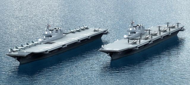 """美国给日本航母装""""钢牙"""",F35B开始部署,亚太局势又要动荡了-第4张"""
