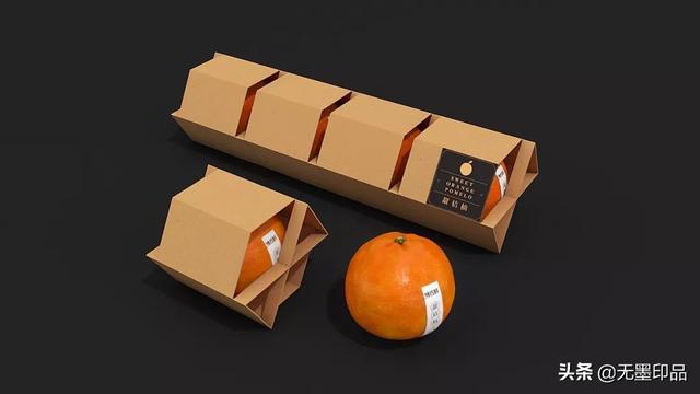 水果包装设计中的轻奢与自然(图11)