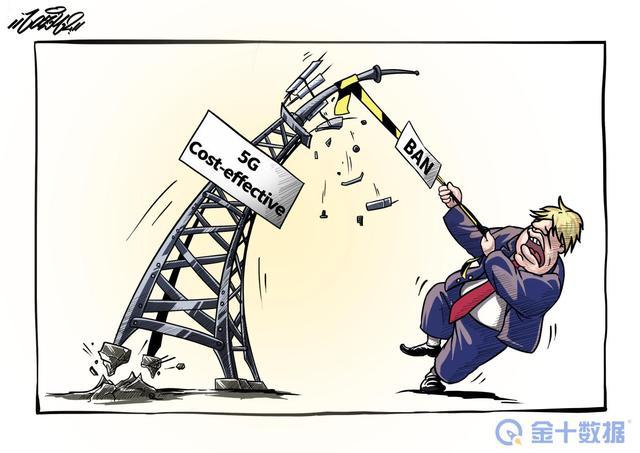 """欧洲中立国""""变脸"""":禁止华为中兴参与5G建设!或与美国有关?"""