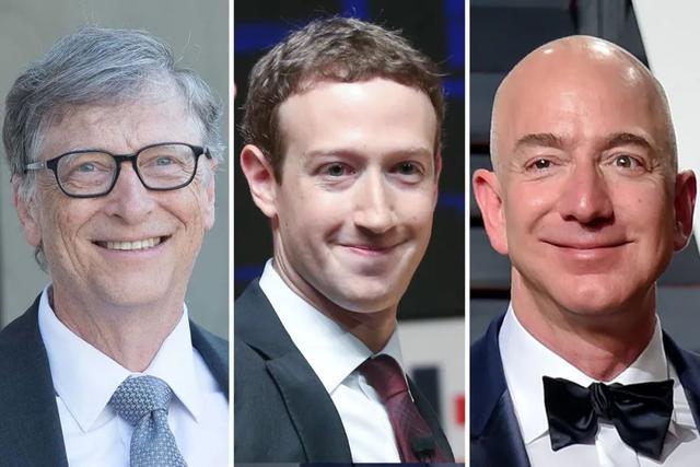 比尔·盖茨位列富豪榜第三,那么谁是当今世界上最富有的人?