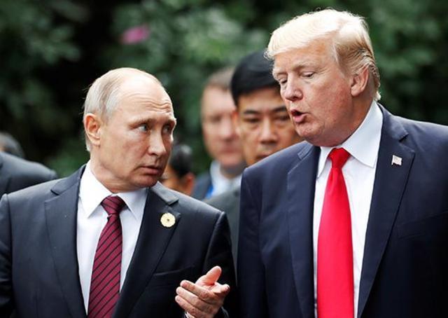 """美发""""最终通牒"""",中方必须大选前参与军控谈判?俄:英法要加入-第1张"""