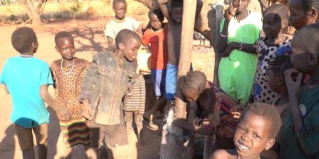 """南苏丹面临""""世界上最大的粮食危机""""中方紧急捐助粮食【www.smxdc.net】"""