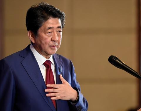 辞职休整数月后,日媒发现安倍有了新职务