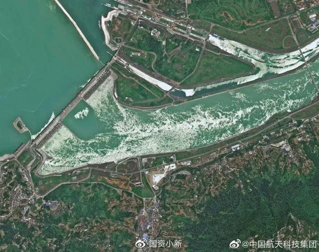 2020三峽大壩變形是真的嗎有圖片?官媒專家回應