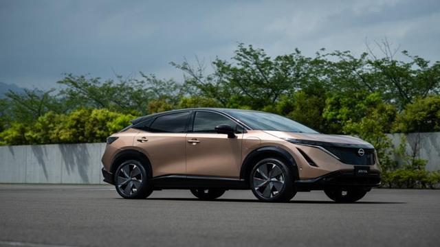 """日产""""叫板""""特斯拉,将在华推出纯电动跨界SUV"""