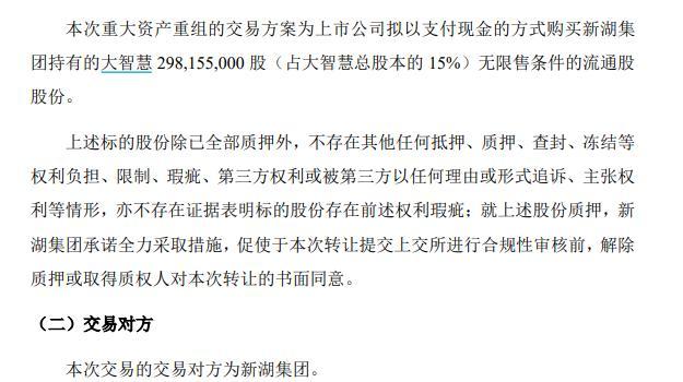刚收购湘财证券又要买!哈高科拟27亿元入股大智慧,打造金融科技平台-今日股票_股票分析_股票吧