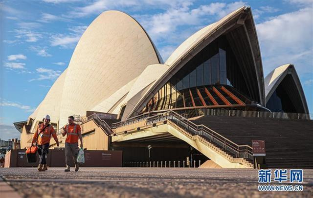 澳大利亚央行预计今年澳经济萎缩6%-今日股票_股票分析_股票吧