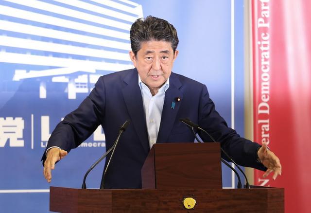 因为自身健康原因,日本首相安倍晋三决定辞去首相一职www.smxdc.net