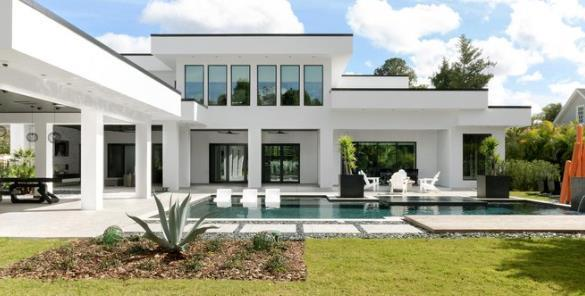 小里弗斯在奥兰多冬日公园社区花450万美元购买豪宅-第1张