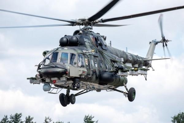 俄制米-171Sh直升机即将交付我军-第4张