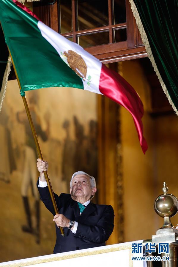 墨西哥庆祝独立210周年-第2张