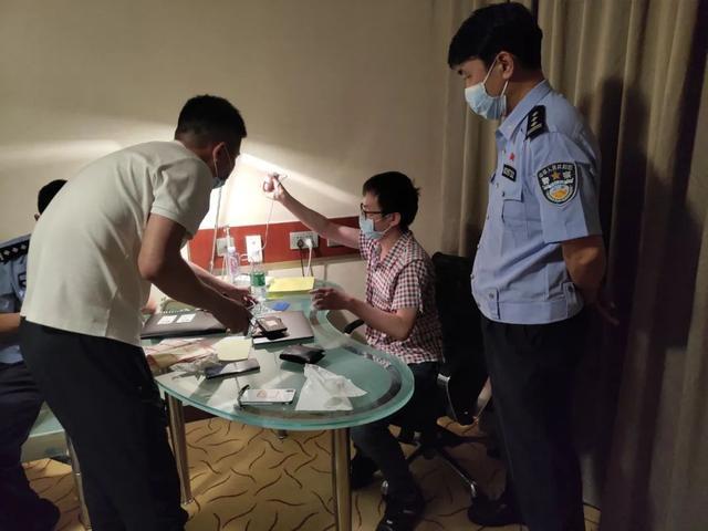 """浙江警方侦破一起开发微信""""清粉""""软件从事违法犯罪活动案件 站长论坛 第3张"""