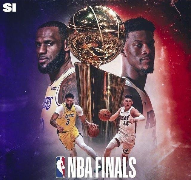 NBA总决赛第一场,浓眉哥出头,湖人大胜热火,这一波太稳了-第2张