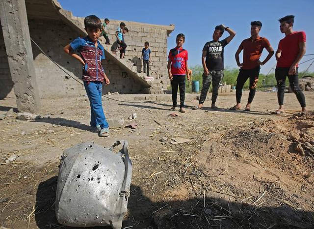 伊拉克巴格达机场附近一民居遇袭 致5人死亡2名儿童受伤-第8张