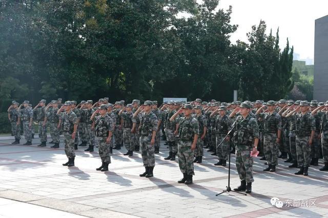 烈士纪念日,东部战区官兵这样致敬英雄-第11张