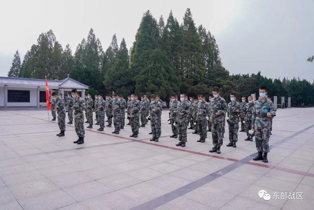 烈士纪念日,东部战区官兵这样致敬英雄-第25张