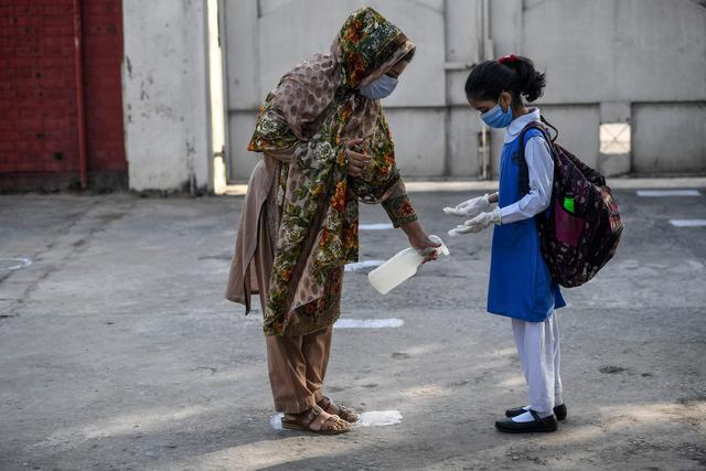 巴基斯坦小学复课-第7张