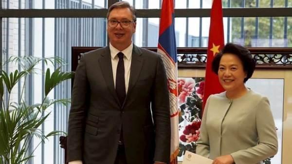 塞尔维亚总统:在最难说中国好话的地方,我仍维护中塞友谊-第1张