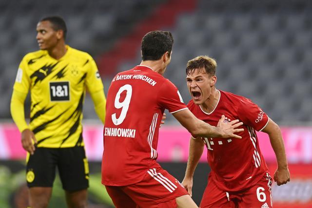 基米希绝杀!拜仁赢得德国超级杯-第3张