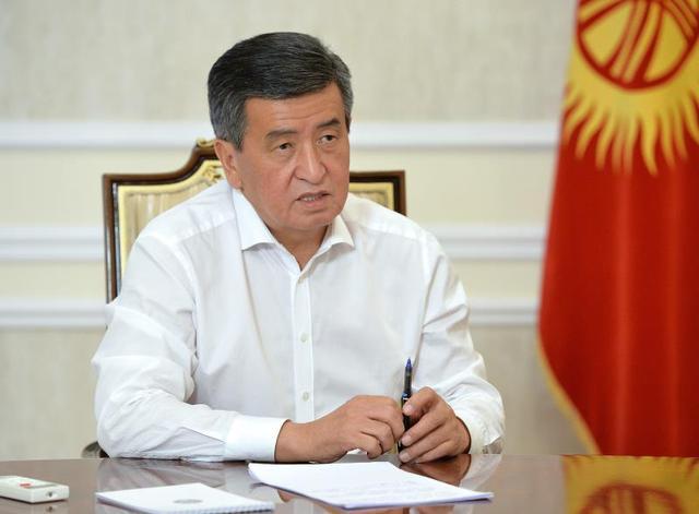 吉尔吉斯斯坦议会大选后爆发大规模骚乱,示威者闯入总统府,前总统被支持者释放【www.smxdc.net】 全球新闻风头榜 第3张